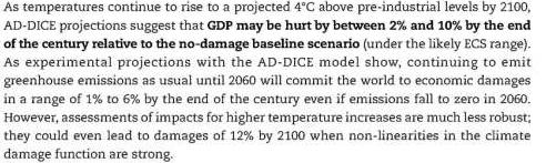 climate exec summary